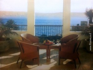 המלון הסקוטי בטבריה
