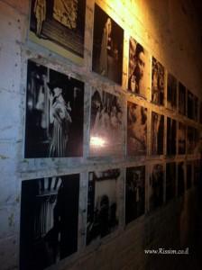השקת דאון טאון של קלווין קליין - התערוכה
