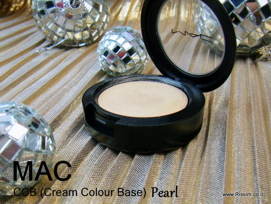 MAC Cream Colour Base Pearl