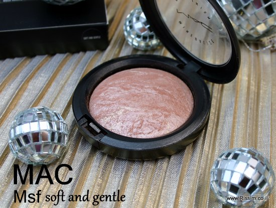 MAC MSF #soft and gentle