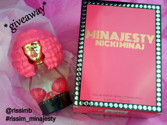 Nicki Minaj Introduces MINAJESTY