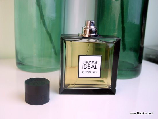 ל'הום אידיאל של גרלן - Guerlain L'HOMME IDEAL