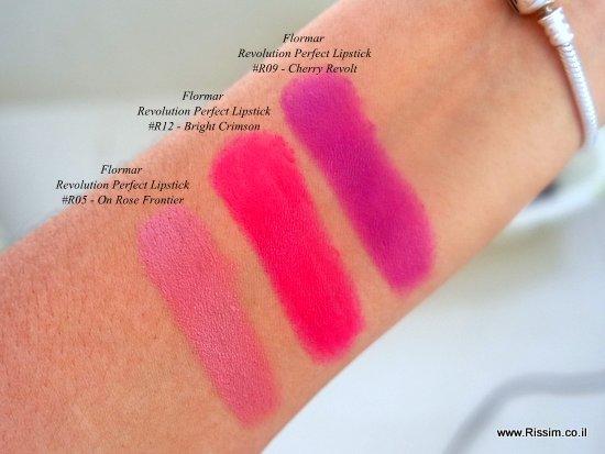 Flormar Revolution Perfect Lipstick