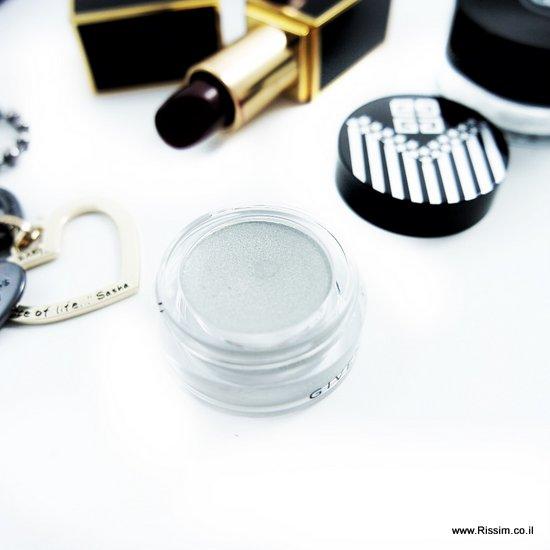 צללית אומברה קוטור של ג'יבנשי בגוון Glorious Silver